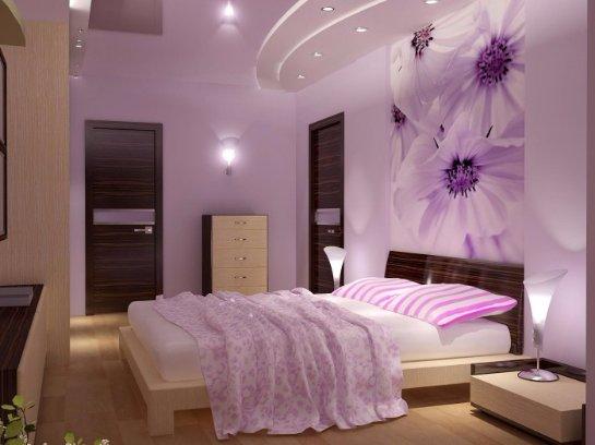 Дизайн женской комнаты