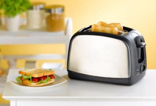 Выбираем тостер для кухни