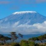 Килиманджаро – спящий вулкан, к которому ведут семь троп