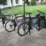 Производим велостоянки и велопарковки