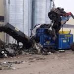 Правильная переработка крупногабаритного мусора