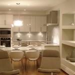 Кухня: как подобрать правильное освещение