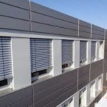 Преимущества и монтаж алюминиевых фасадов