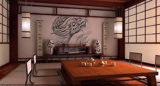 Создаем в своей квартире китайскую атмосферу