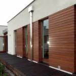 Достоинство строительства домов из планкена