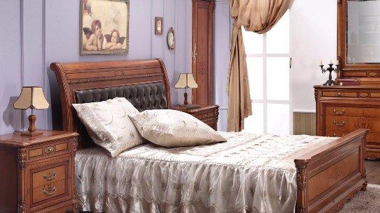Дубовая мебель для спальни