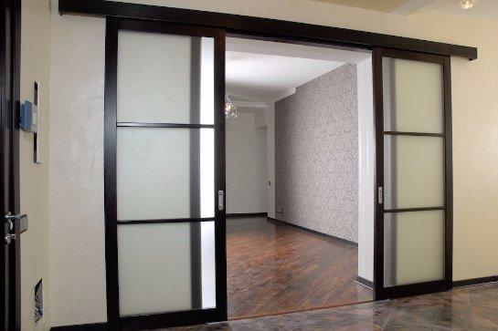 Уход и использование раздвижных дверей