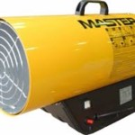 Аренда газовой теплопушки ускорит строительство или ремонт