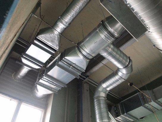 Система вентиляции жилых помещений