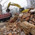 Очистка квартиры от строительного мусора