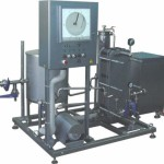 Оборудование для пастеризации и охлаждения молока