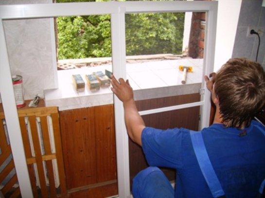 Как отремонтировать разбитое окно