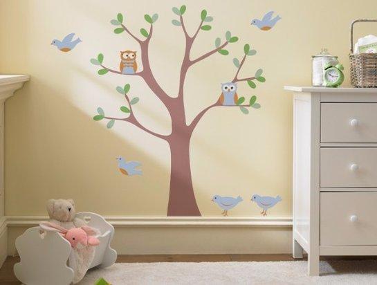 Стены для детей