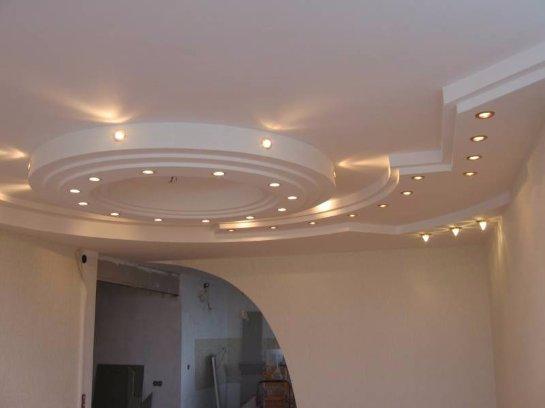 Для чего нужны многоуровневые потолки