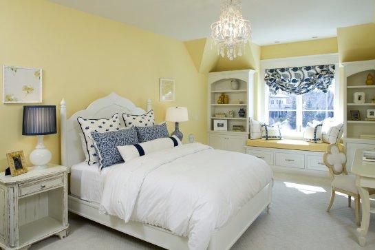 Оформляем спальню в стиле прованс
