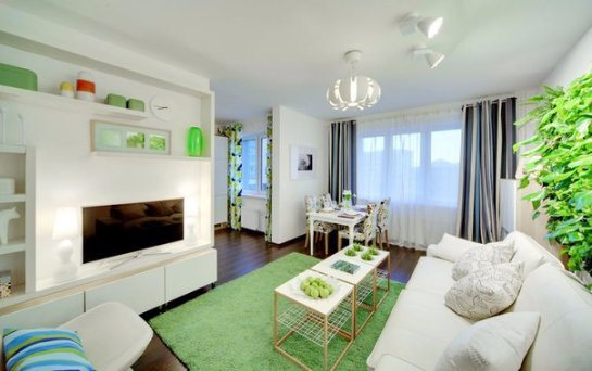 Советы по обустройству квартиры-студии
