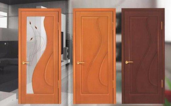 Преимущества и недостатки шпонированных дверей