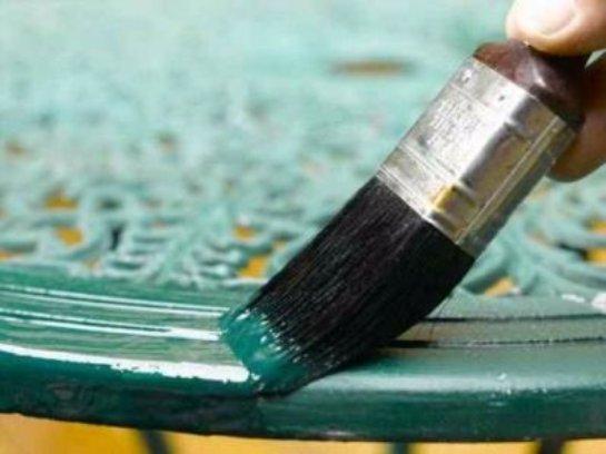 Покраска металлических поверхностей