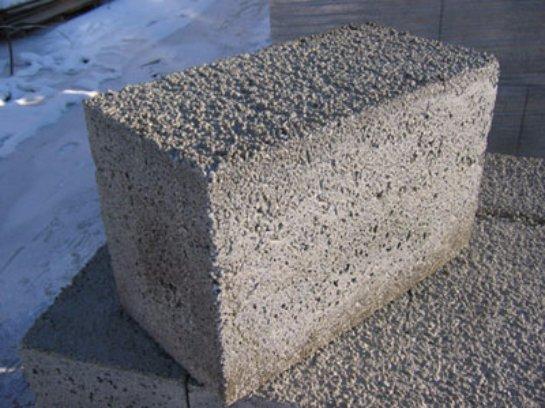 Достоинства ячеистого бетона