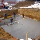 Как замешивать бетон