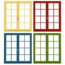 Стильные окна в доме