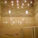 Зеркальный подвесной потолок в стиле «Hi-Tech»