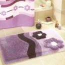Какой коврик выбрать для ванной комнаты