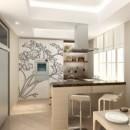 Преимущества светлых тонов на кухне