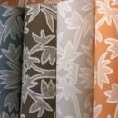 Обшивка стен тканью