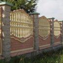 Как установить забор