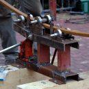 Трубогиб своими руками: пошаговая инструкция и схемы