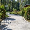 Создаем дорожки и площадки в ландшафтном дизайне