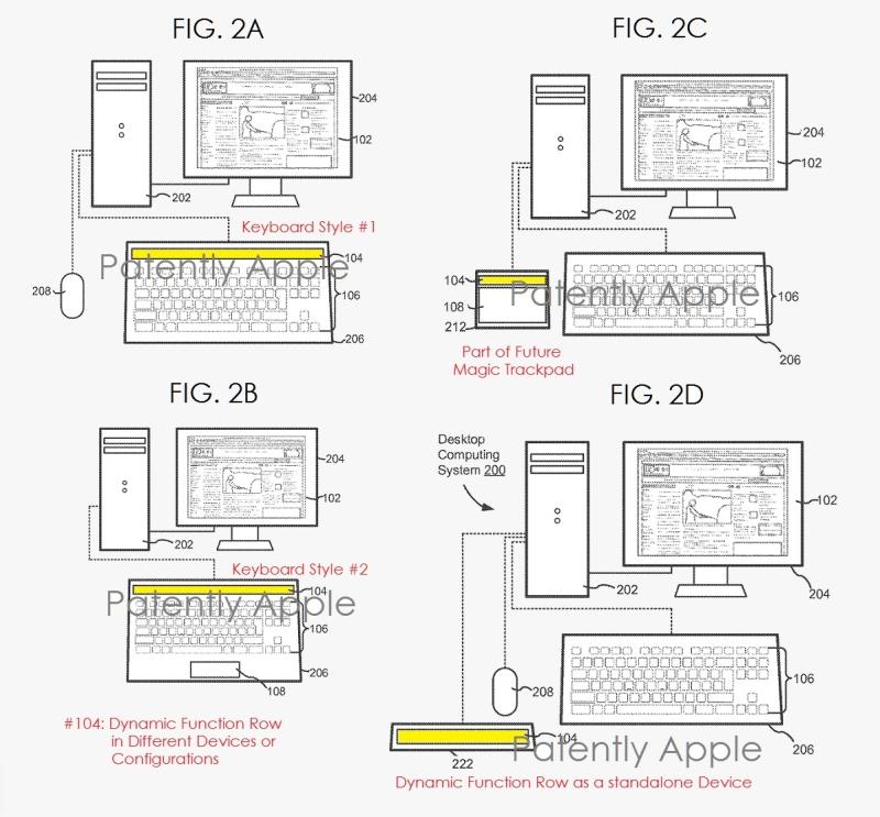 Touch Bar перестанет быть эксклюзивной фишкой MacBook Pro