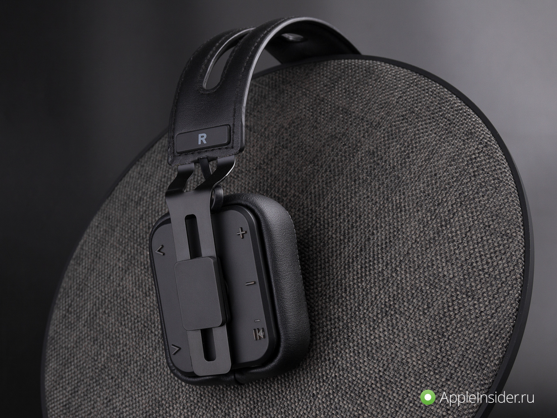 «Кожаный» звук, или Bluetooth-наушники Rombica BH-05 3C