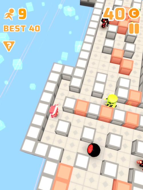 Blast Blitz — сумбурное слияние Crossy Road и Bomberman