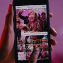 В Instagram появилась поддержка пролистываемых альбомов