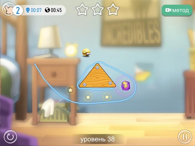 Rolling Snail — бесплатная головоломка с отличным геймплеем