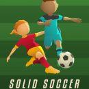 Solid Soccer — реальный футбол с реальными игроками