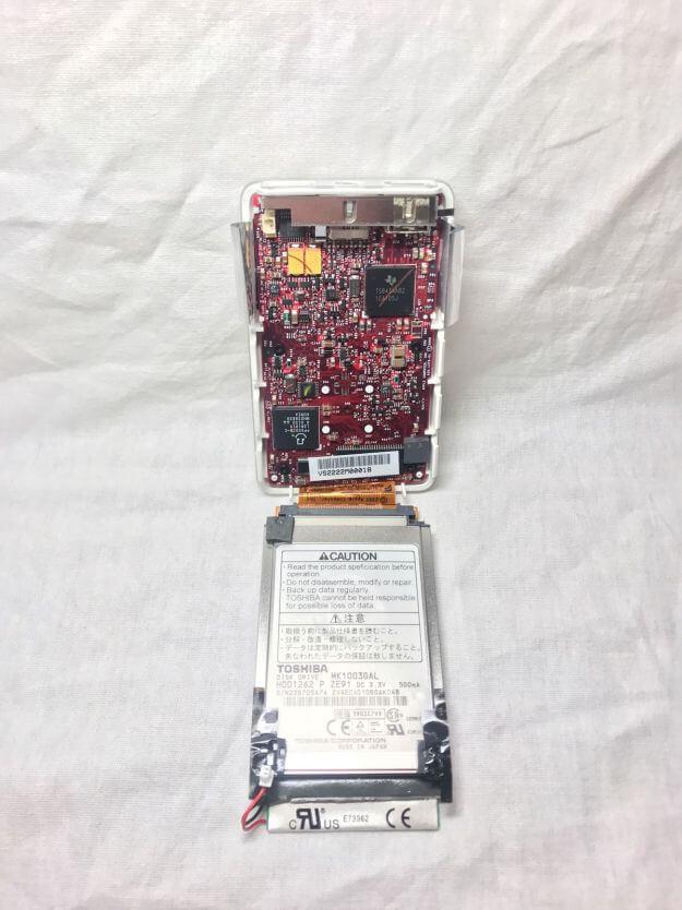 Уникальный прототип iPod продается за 100 тысяч долларов