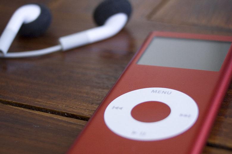 Подборка самых известных устройств Apple из серии (PRODUCT)Red