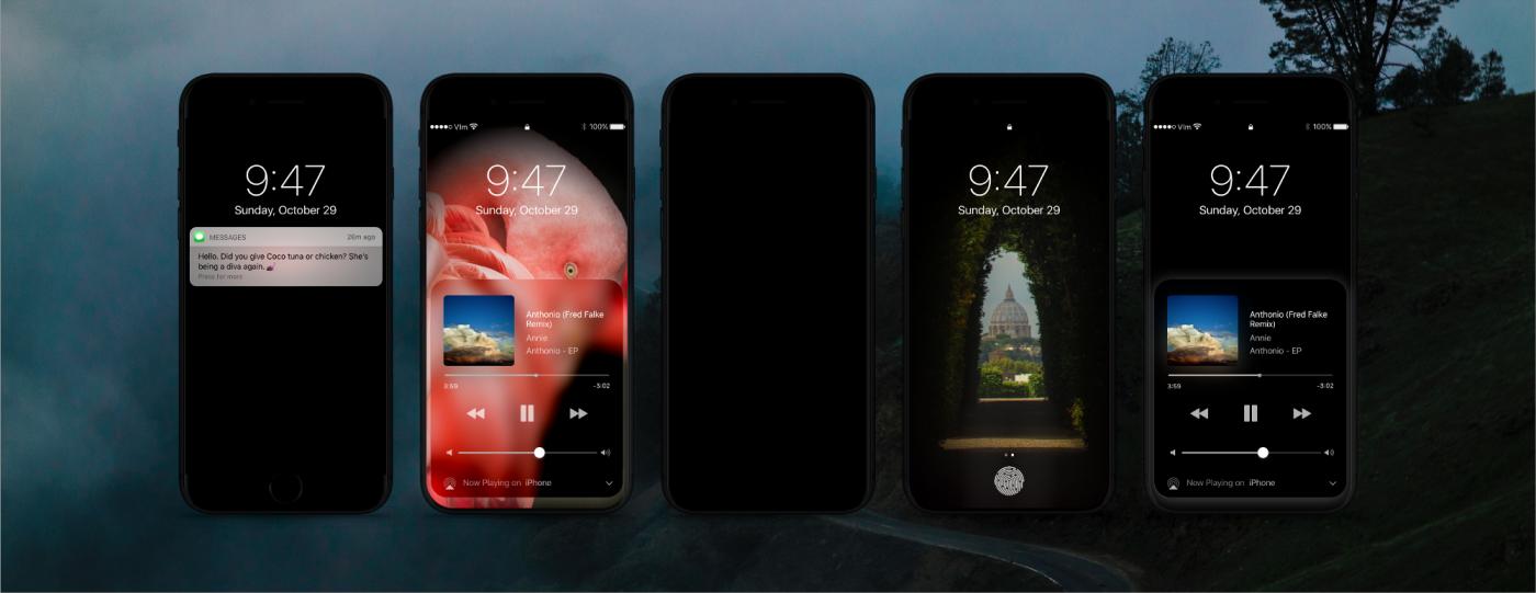 Как может выглядеть новый iPhone с OLED-экраном?