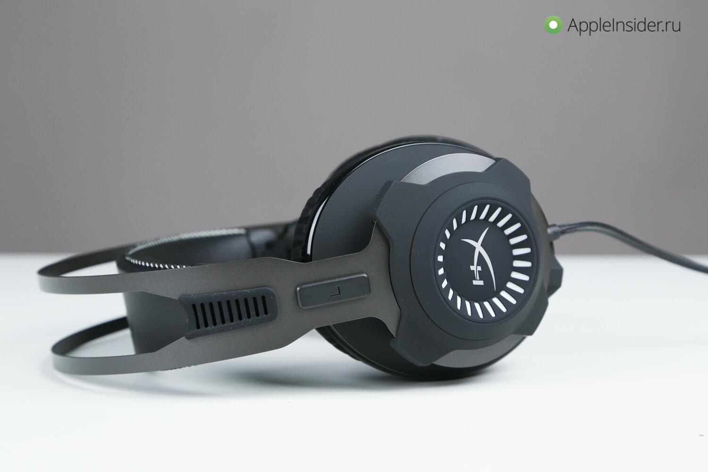 HyperX Cloud Revolver S: выстреливает, как надо
