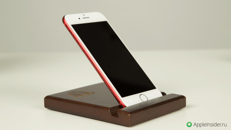 #Видео: (PRODUCT)RED — теперь и iPhone