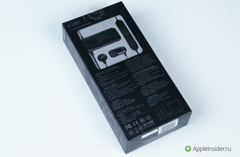 Soundmagic E10BT: беспроводные наушники для любого жанра