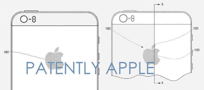 Apple может перенести Touch ID на заднюю панель iPhone