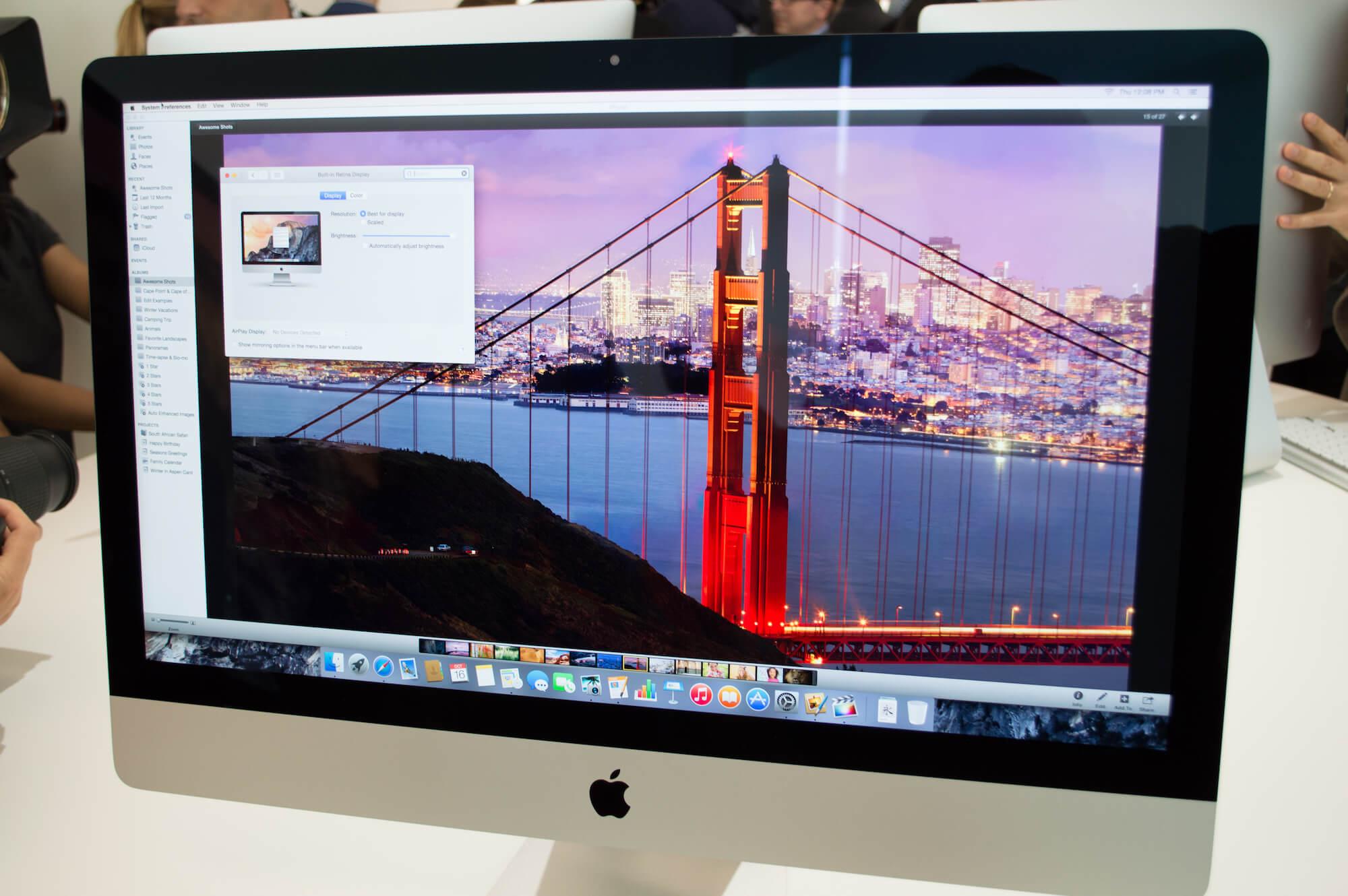 iMac или Mac mini с монитором: что выбрать?