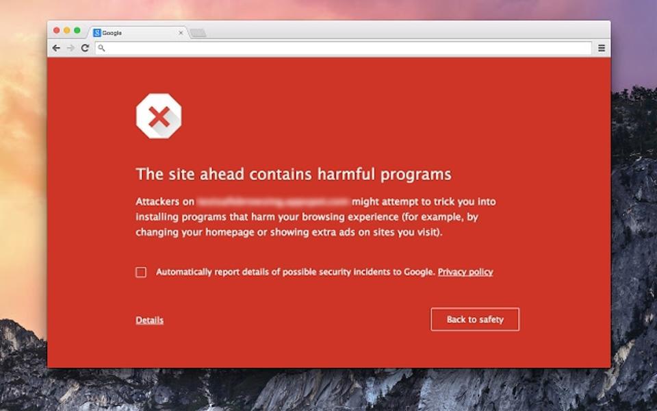 Обновленный Chrome для macOS защитит вас от вирусов в Сети