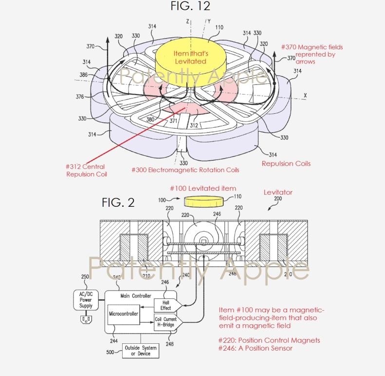 Пожалуй, самый интригующий патент Apple