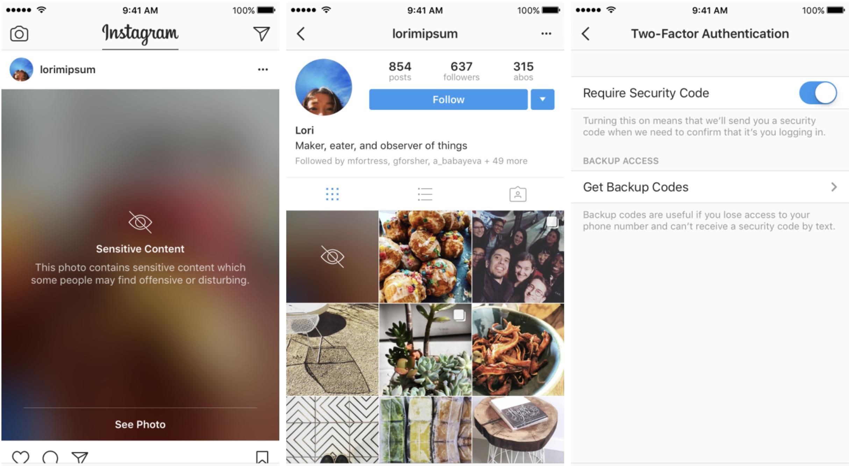 Как повысить безопасность своего аккаунта в Instagram