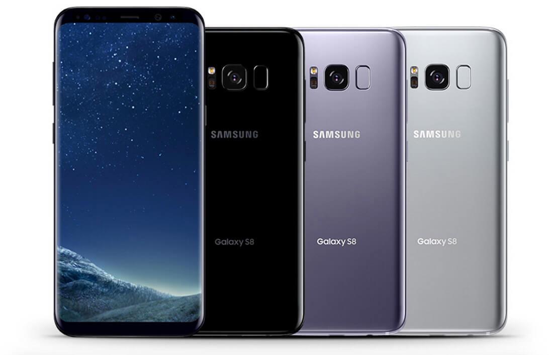 Samsung Galaxy S8 вышел, чтобы показать нам будущий iPhone